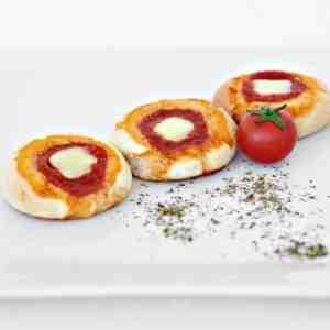 pizzette classiche piatto img 0129